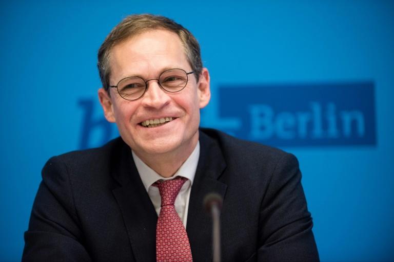 Berlins Bürgermeister Müller will SPD-Landeschef Stöß ablösen (© 2016 AFP)