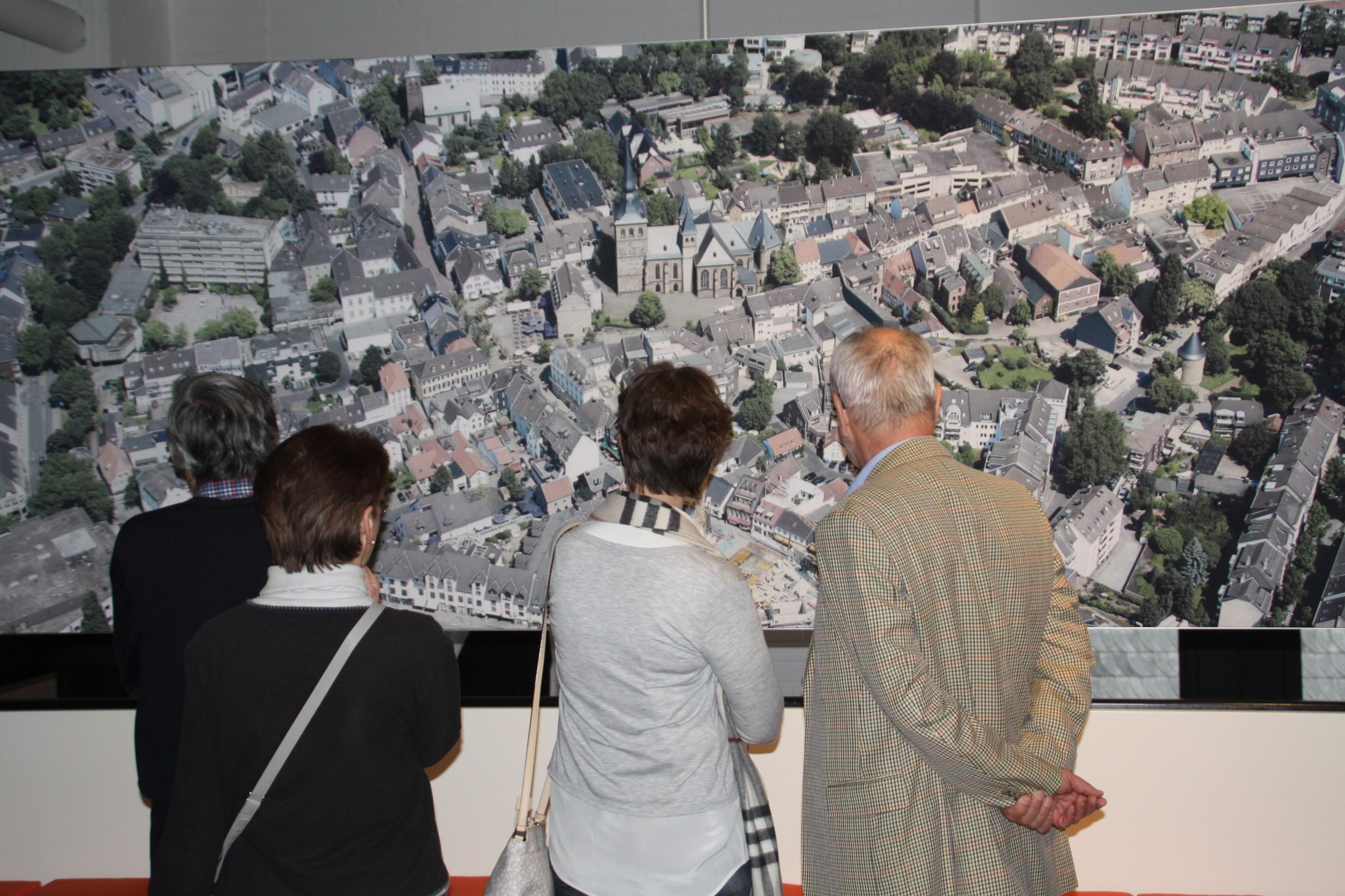 Die Dauerausstellung im Museum Ratingen wurde neu gestaltet (Foto: Stadt Ratingen)