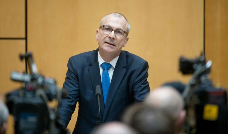 Drogenverfahren gegen Grünen-Politiker Beck wegen geringer Schuld eingestellt (© 2016 AFP)