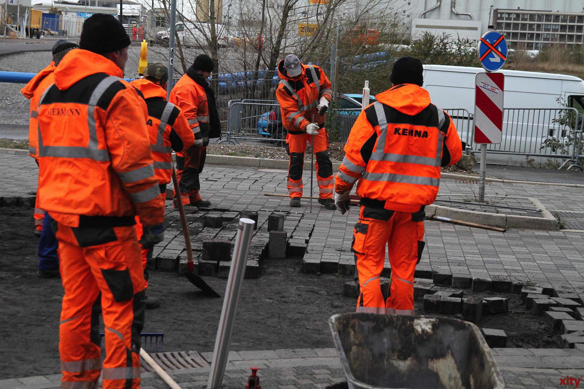 Werdener Straße erhält neue Fahrbahndecke (Foto: xity)