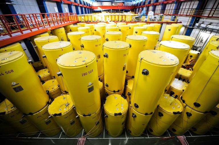 Verfassungsschutz dementiert Bericht über Atomforschungszentrum Jülich (© 2016 AFP)