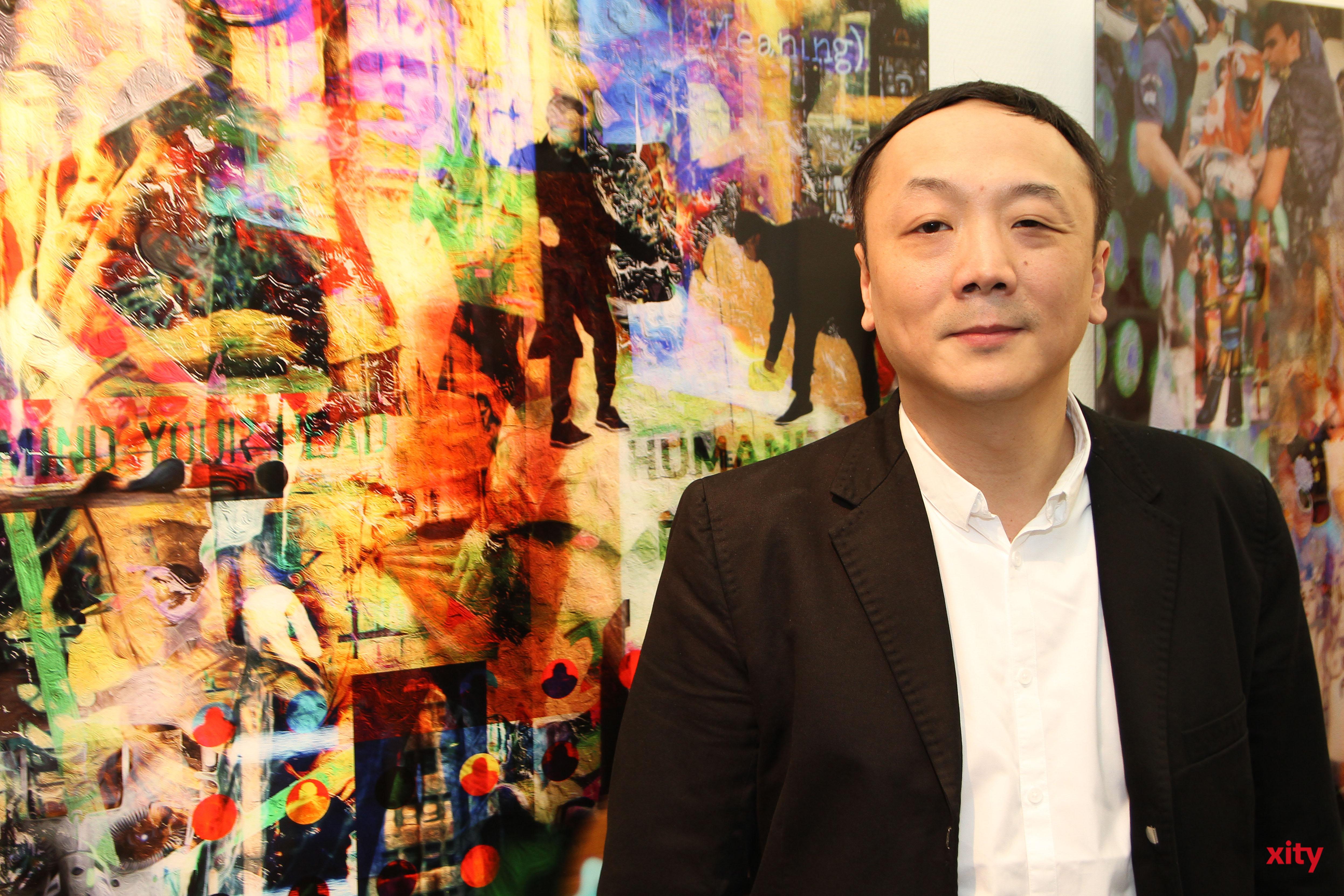 Der Künstler André Chi Sing Yuen (Foto: xity)