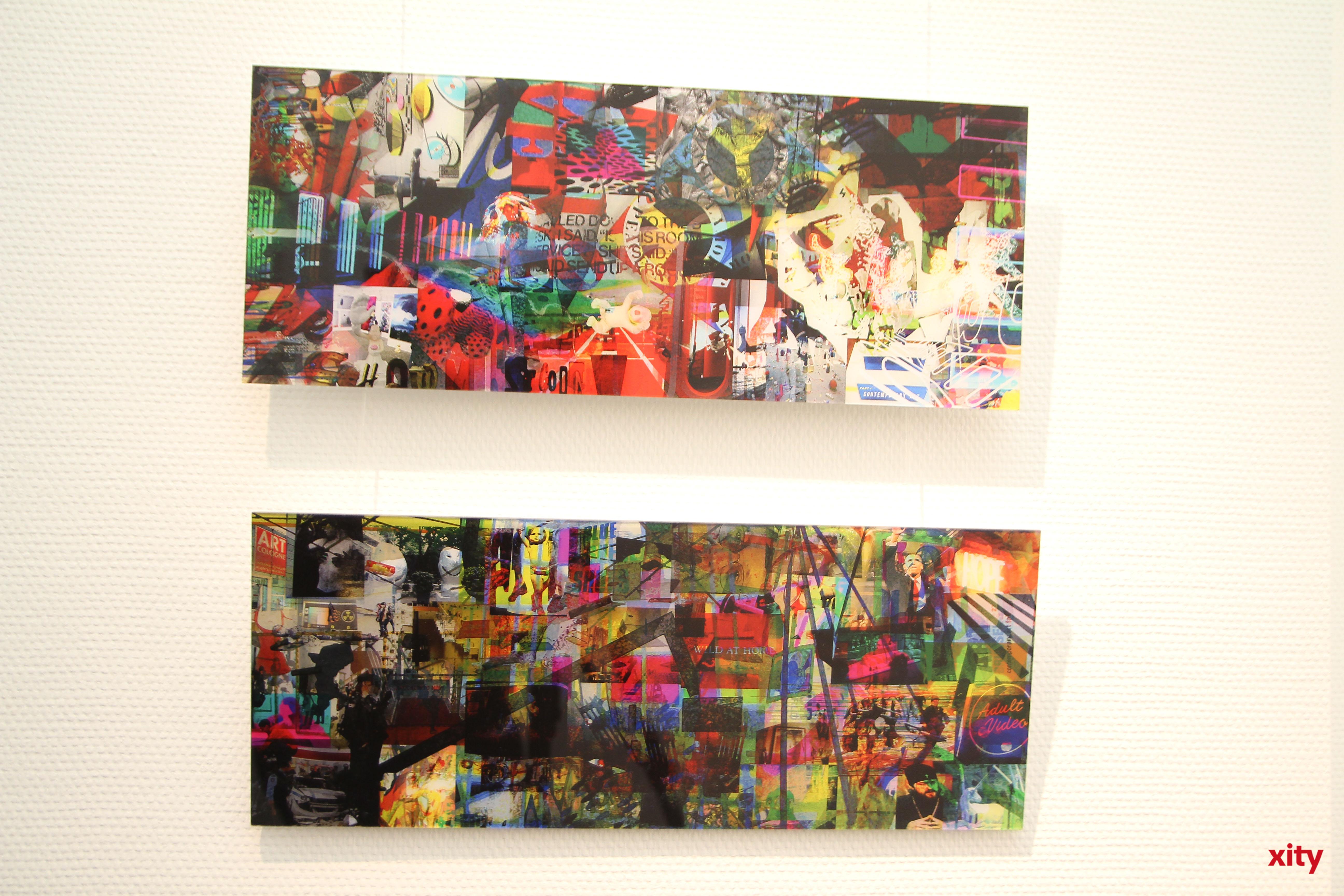 André Yuens Arbeiten sind voller Asiatischer, Europäischer und US-Amerikanischer Einflüsse (Foto: x