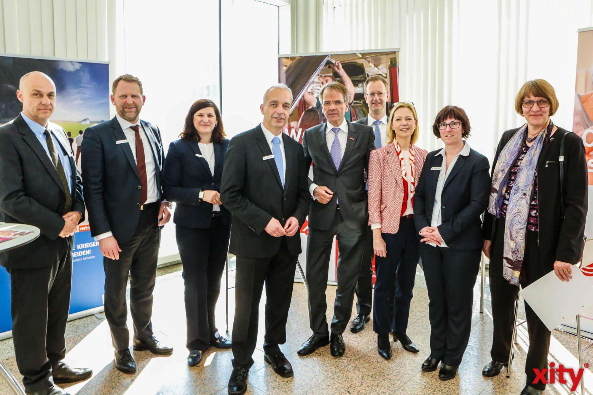 Kammer-Präsident Andreas Ehlert wollte wissen, was die Kernbotschaft ist(Foto: xity)