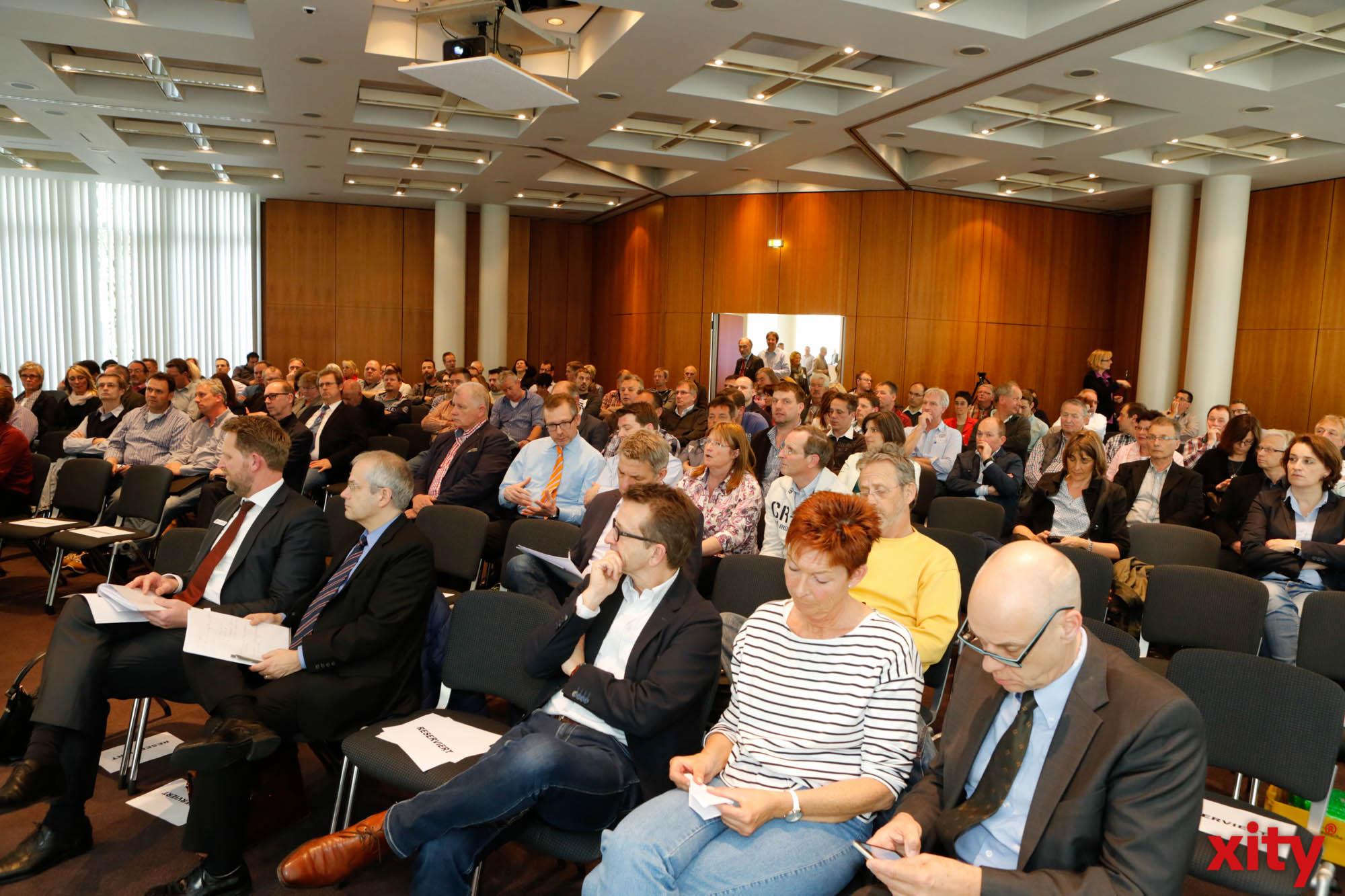 Mehr als 200 Betriebsinhaber informierten sich (Foto: xity)