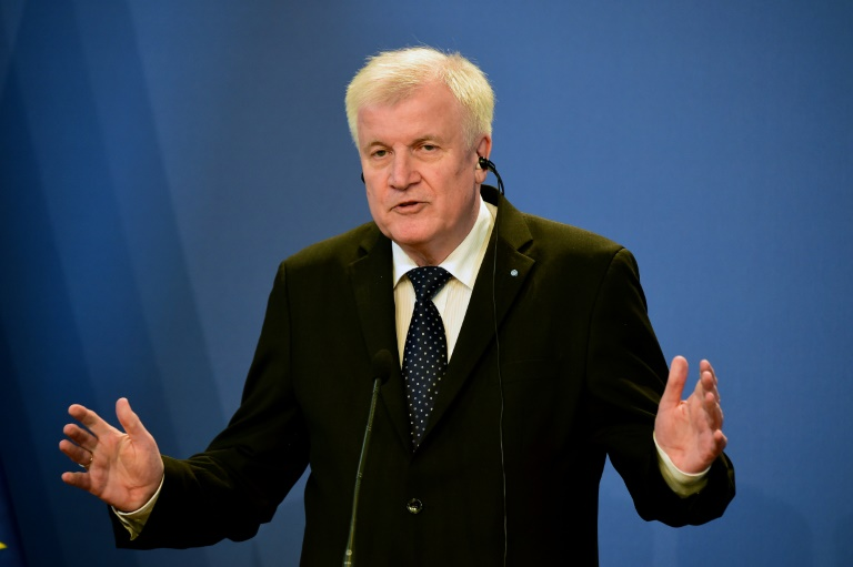 Seehofer trifft Österreichs Außenminister Kurz (© 2016 AFP)