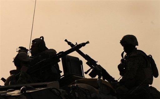 Zahl traumatisierter Soldaten gestiegen (© 2016 AFP)