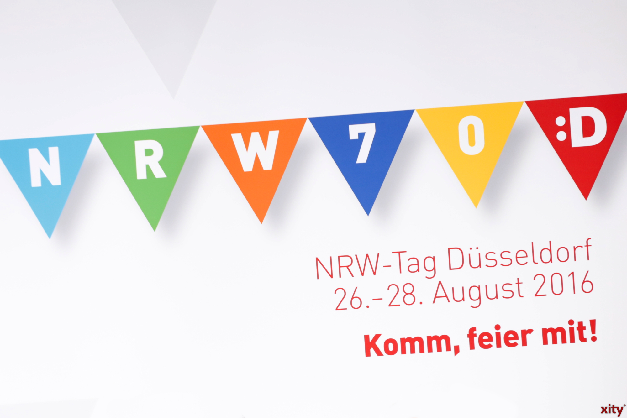 NRW-Tag 2016 in Düsseldorf rückt näher (Foto: xity)