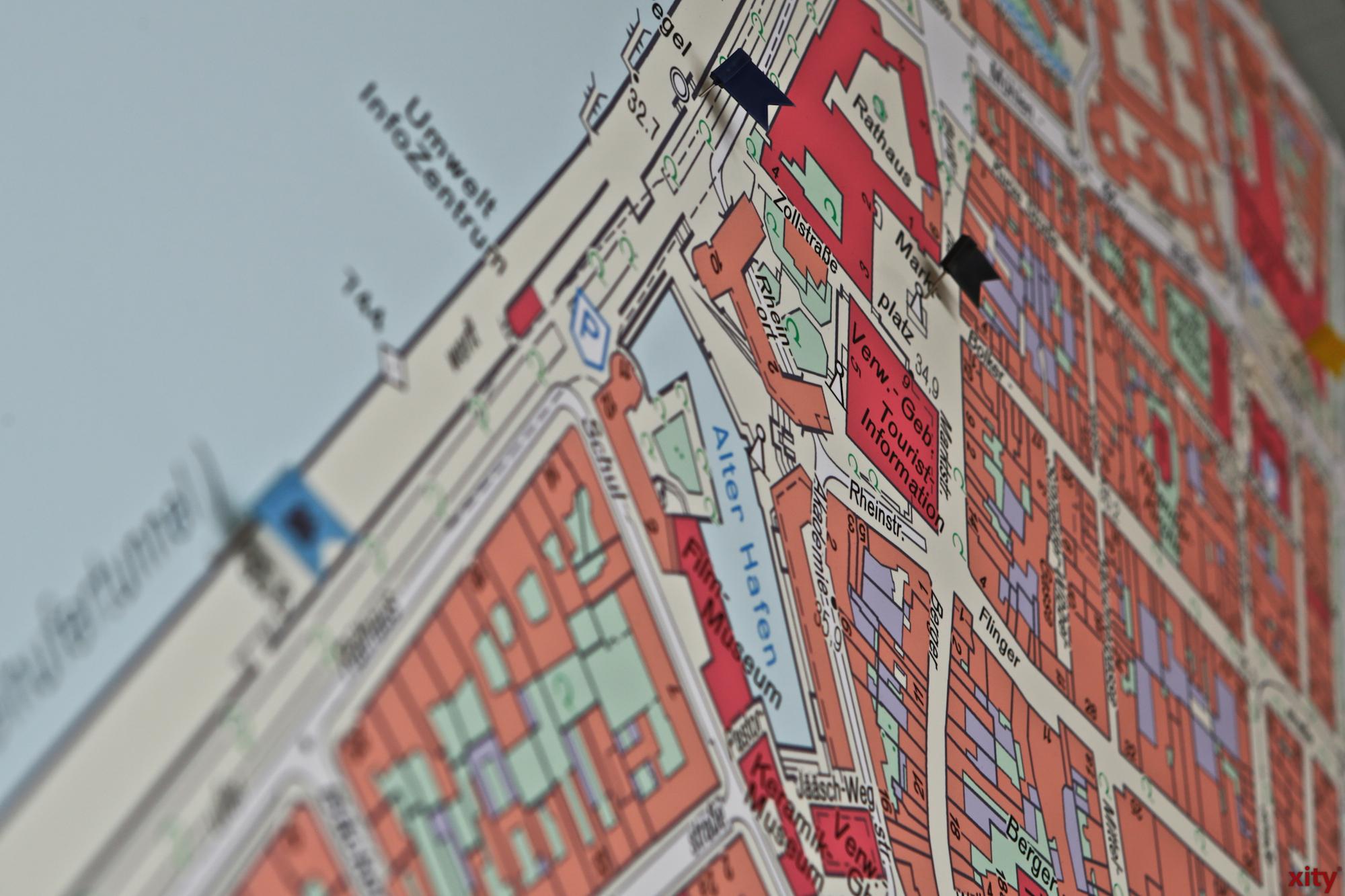 Die Altstadt wird zum Hot-Spot (Foto: xity)