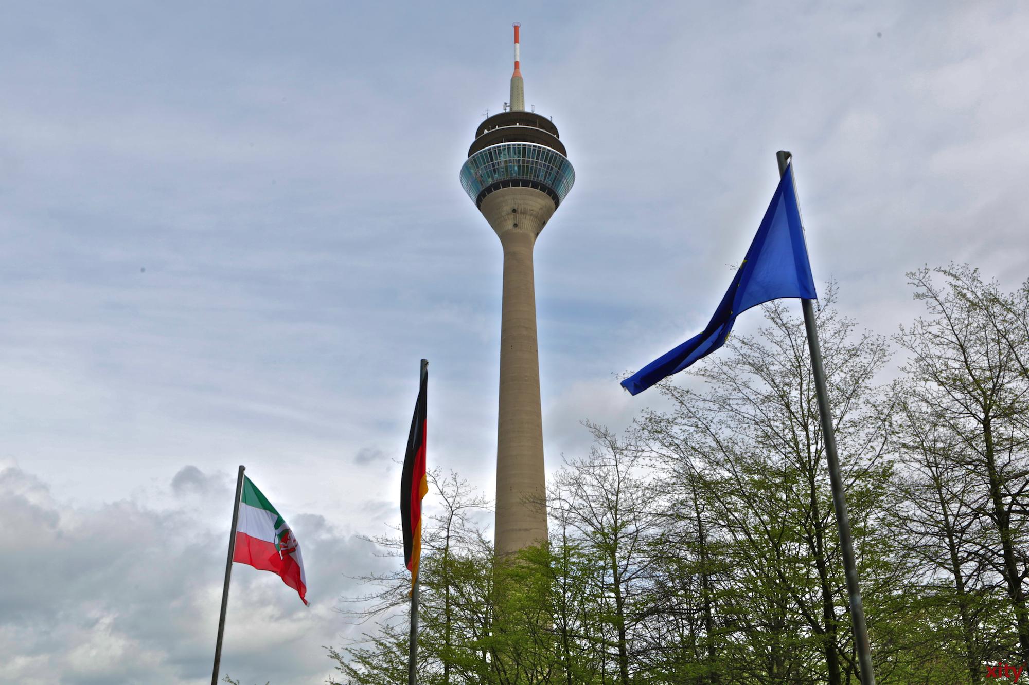 Daran erkennt man Düsseldorf (Foto: xity)