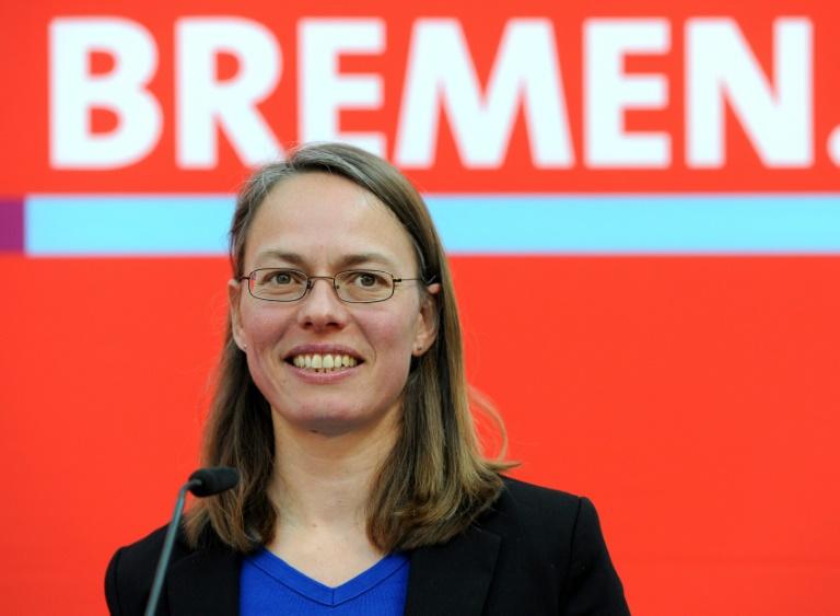 Aulepp soll neue Vorsitzende der Bremer SPD werden (© 2016 AFP)