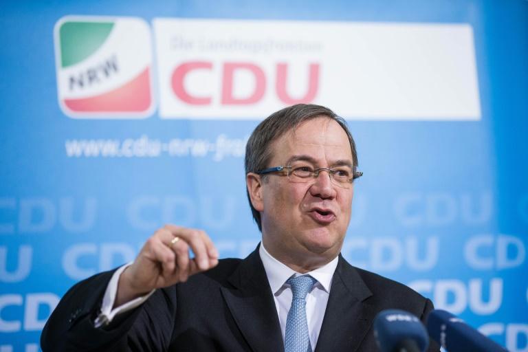 CDU-Vize Laschet: Anti-Islam-Kurs der AfD richtet sich gegen das Grundgesetz (© 2016 AFP)
