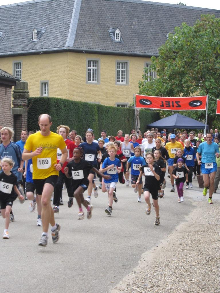 Am 24. April 2016 feiert der Schloss-Dyck-Lauf sein Zehnjähriges (Foto: Schloss Dyck)