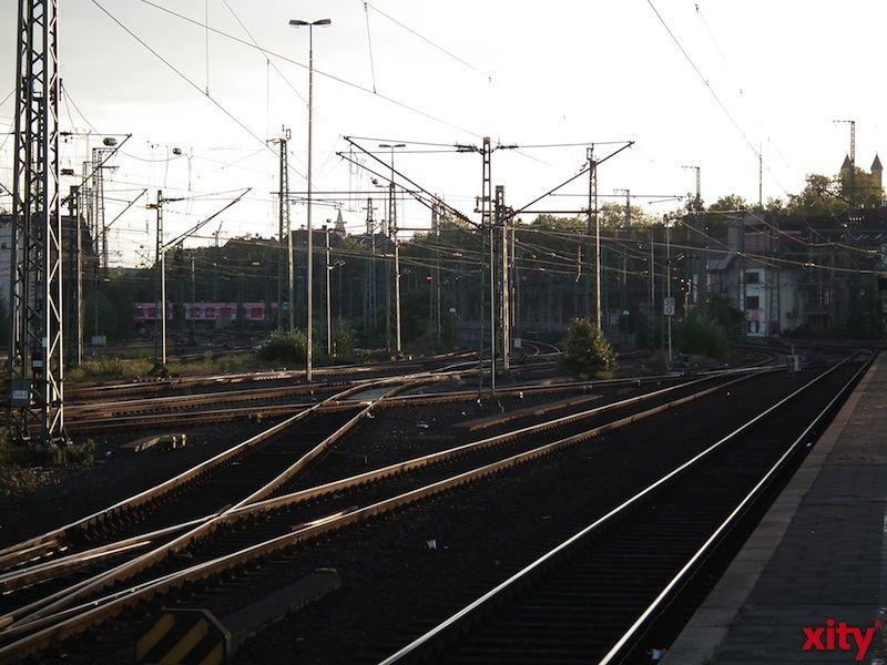 Sechs Gleise für RRX in Kalkum? (Foto: xity)