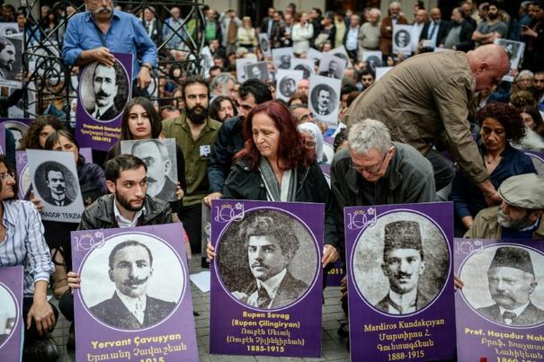 """Turkey criticises Bundestag """"genocide"""" resolution"""