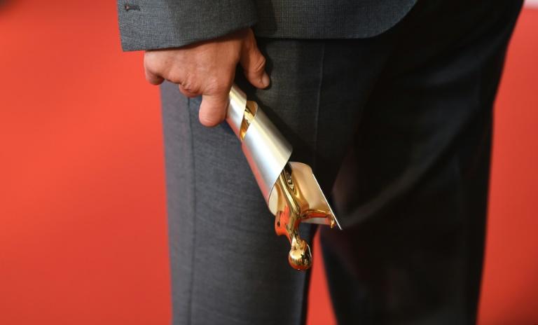 Deutscher Filmpreis wird bei Gala in Berlin verliehen (© 2016 AFP)
