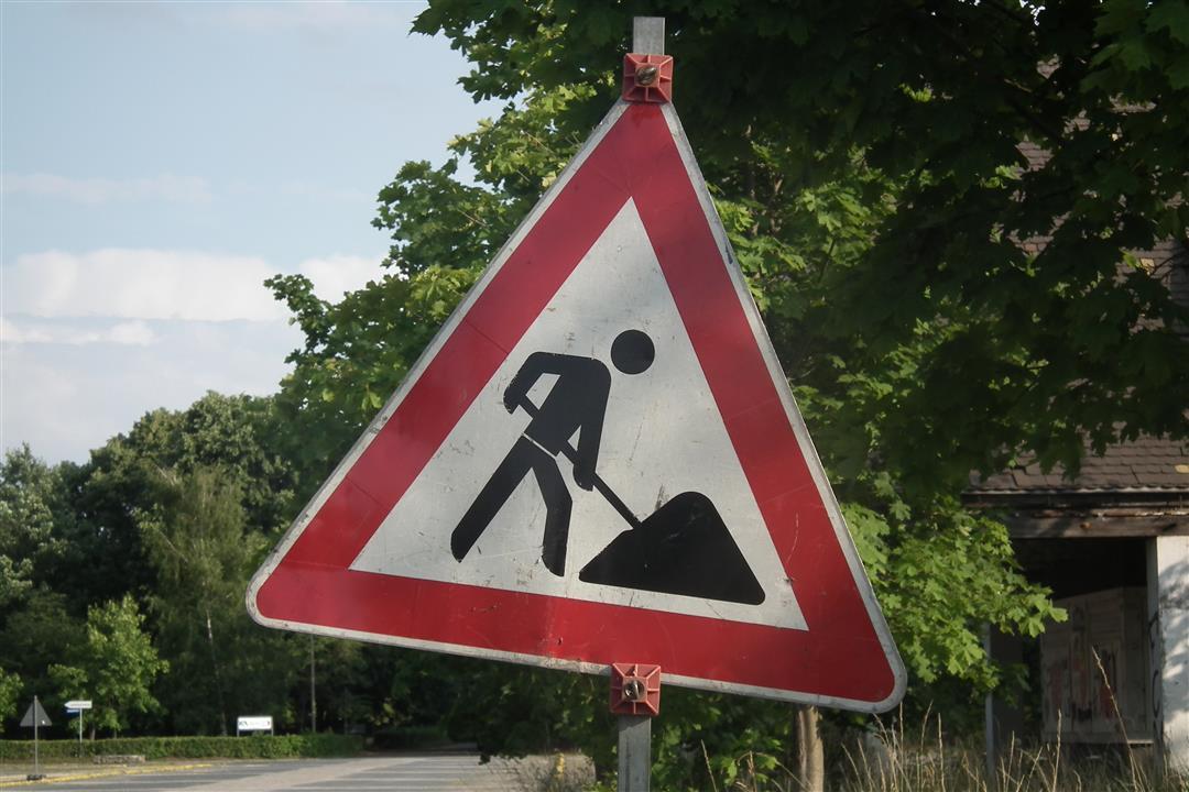 An der Straßenbrücke Jülicher Straße stehen Instandsetzungsarbeiten an (Foto: xity)