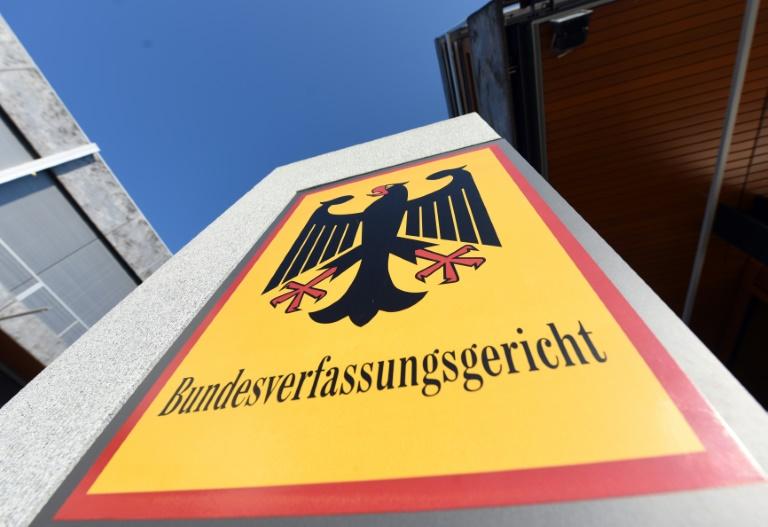 Verfassungshüter verkünden Urteil im Streit um Kopieren fremder Tonschnipsel (© 2016 AFP)