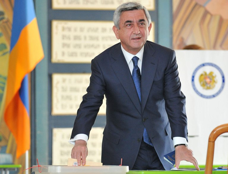 Sarkissjan: Flüchtlingsdeal mit Türkei scheitert auch ohne Armenien-Resolution (© 2016 AFP)