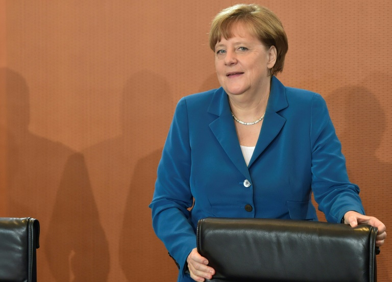 Merkel würde die Grenzen wieder öffnen (© 2016 AFP)