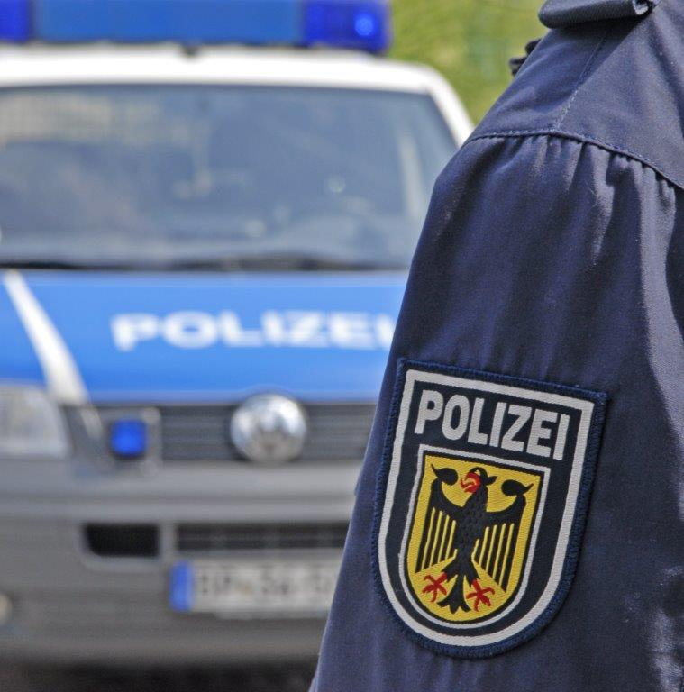 Bundespolizei verhaftet Exhibitionist (Foto: OTS)