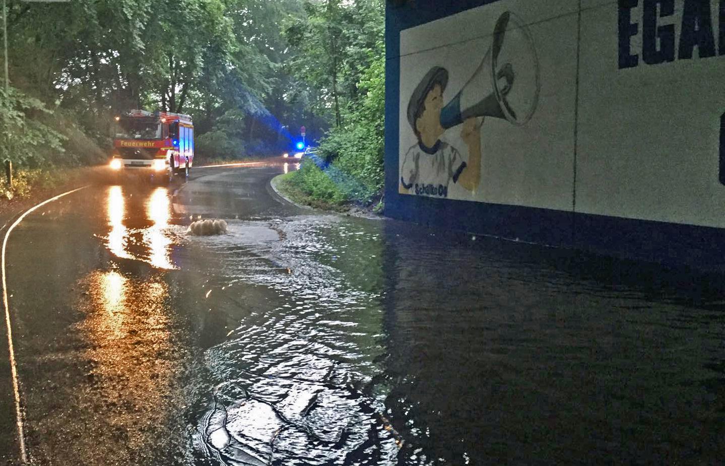 Nur wenige Einsätze nach Gewitter (Foto: OTS)