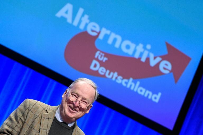 """Für Gauland ist Nationalelf """"schon lange nicht mehr deutsch"""" (© 2016 AFP)"""