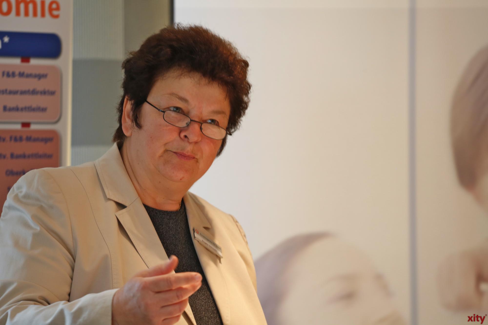 Angela Schoofs (Vorsitzende der Geschäftsführung der Agentur für Arbeit Mönchengladbach) (Foto: xity)