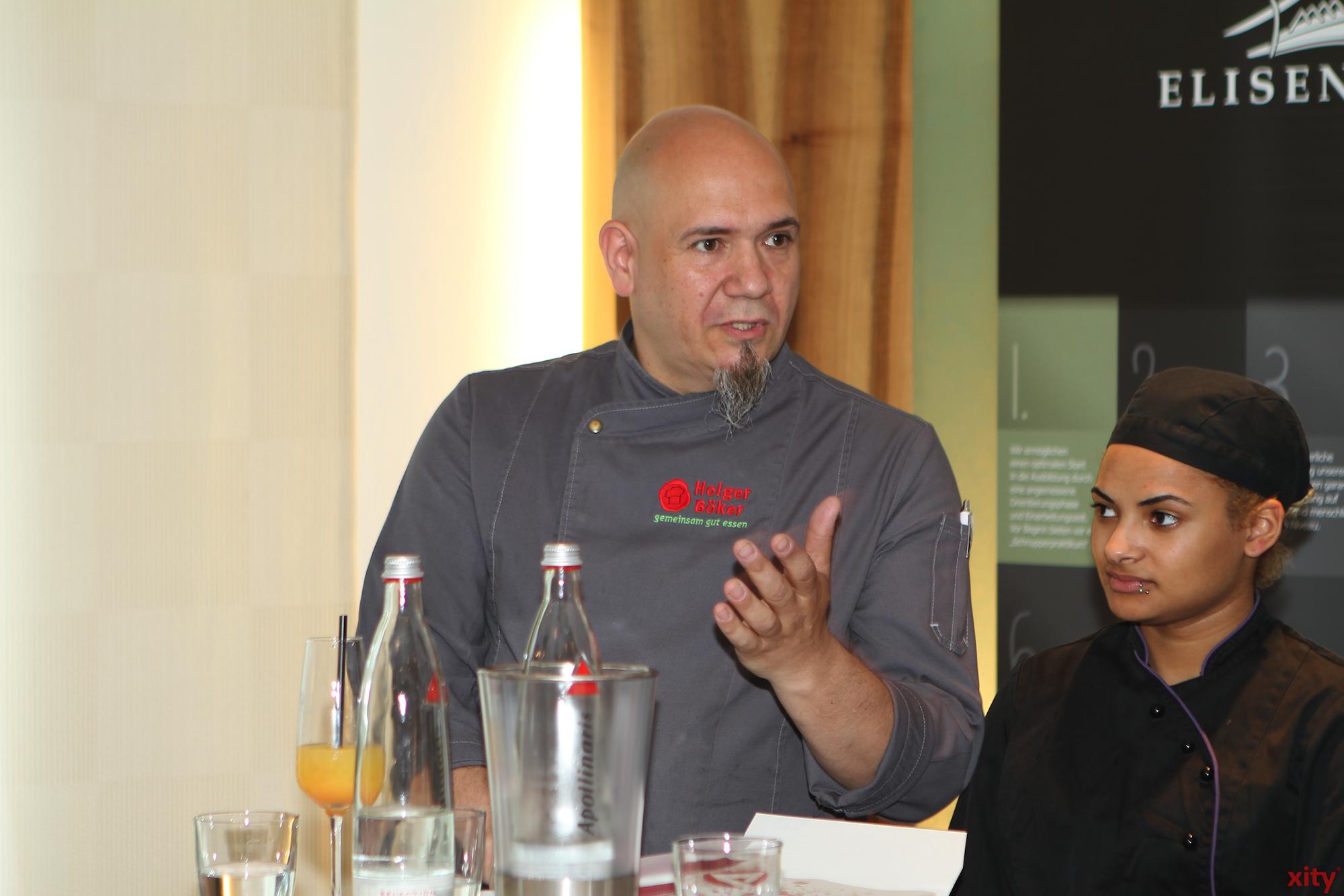 Holger Böker (Betreiber des Restaurants Richard Wagner und DEHOGA-Ausbildungsbotschafter) (Foto: xity)