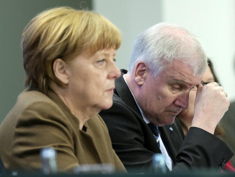 Unionsstreit lässt CDU-Landespolitiker um Wahlchancen fürchten (© 2016 AFP)