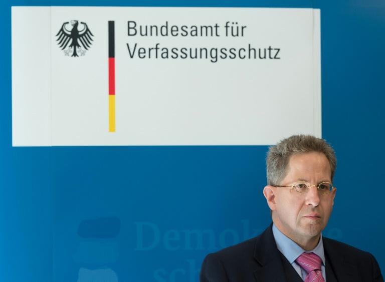 """Konsequenzen für Spitze des Verfassungsschutzes in """"Corelli""""-Affäre gefordert (© 2016 AFP)"""