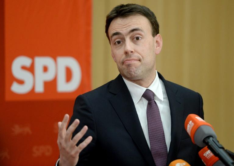 Baden-Württembergs SPD-Chef Schmid gibt Amt im Herbst ab (© 2016 AFP)