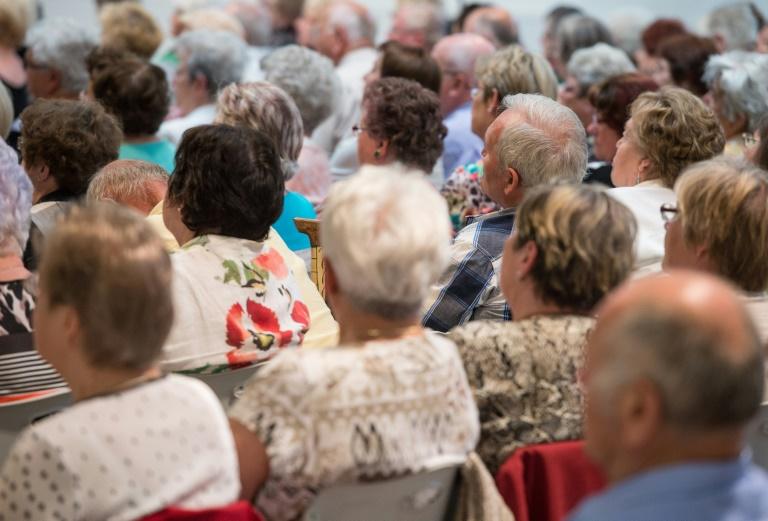 Unions-Rentenexperten wollen Rentenniveau langfristig stabilisieren (© 2016 AFP)