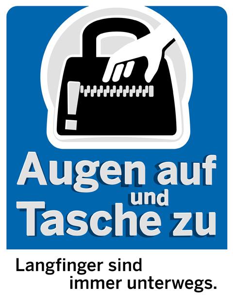 Taschendiebstahl in Bonner Innenstadt  (Foto: OTS)
