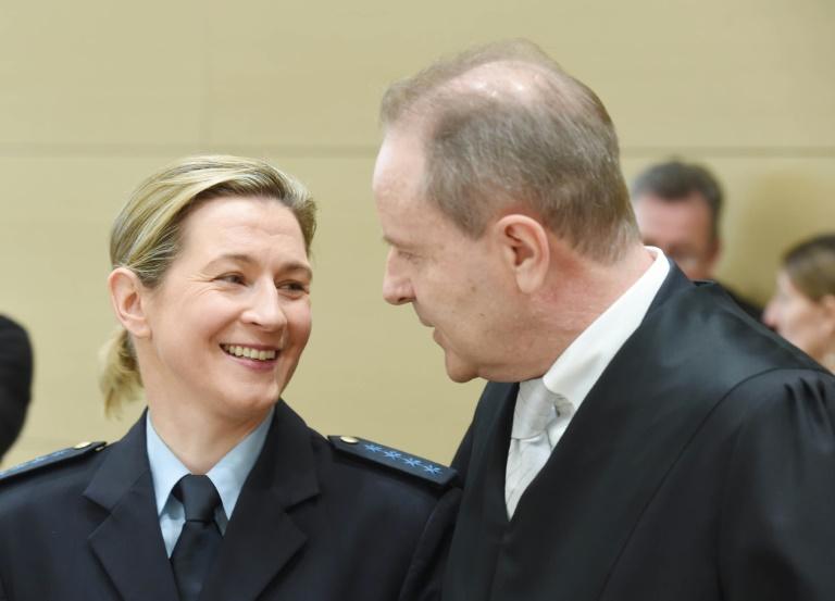 BGH weist Schadenersatzklage von Claudia Pechstein ab (© 2016 AFP)