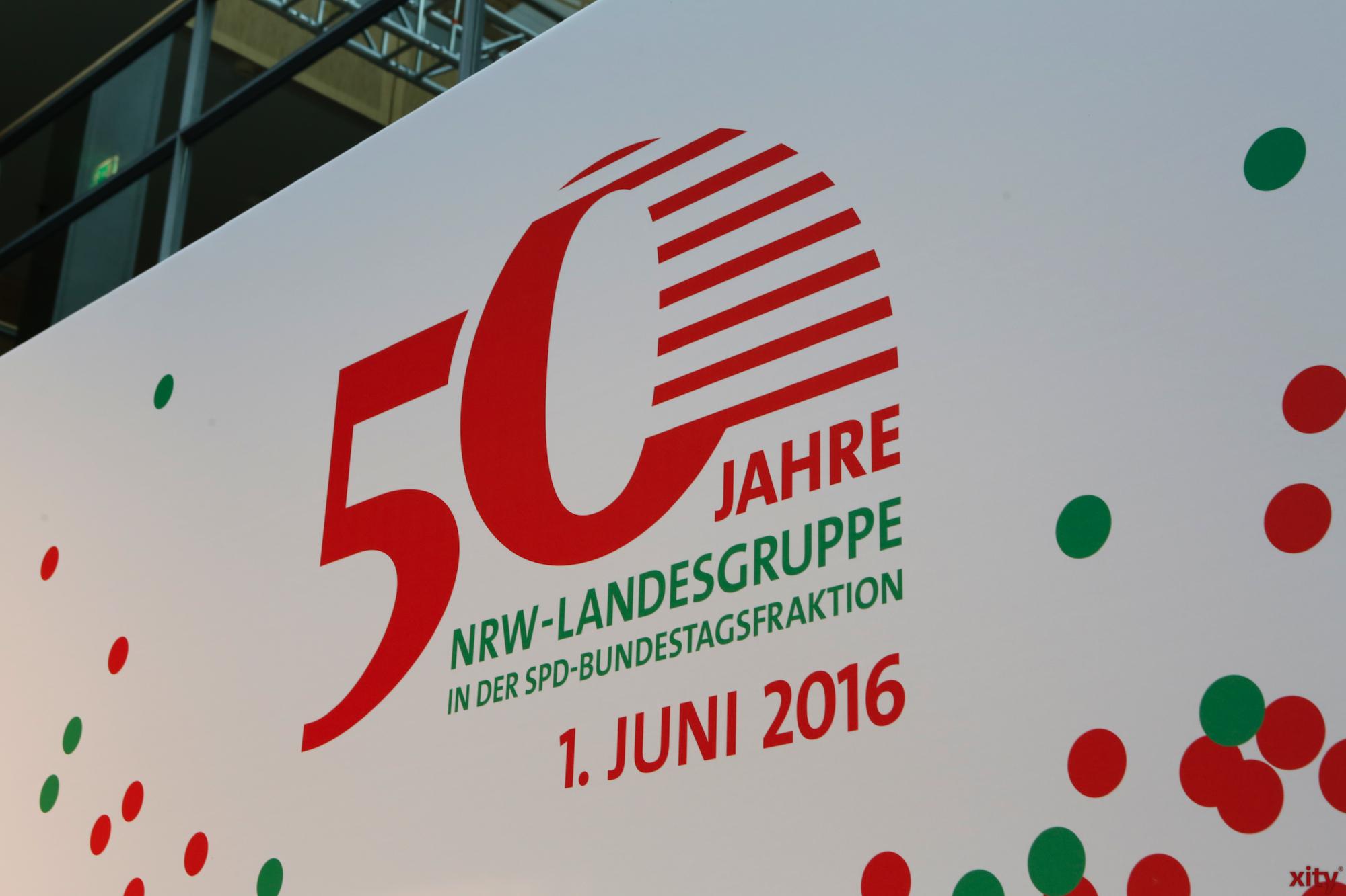 50 Jahre SPD Landesgruppe NRW (Foto: xity)