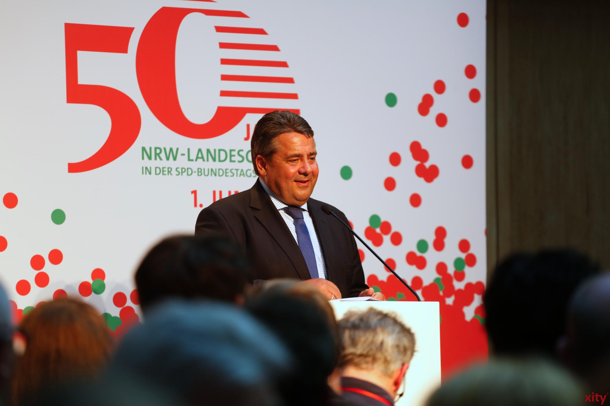 SPD-Chef Sigmar Gabriel (Foto: xity)