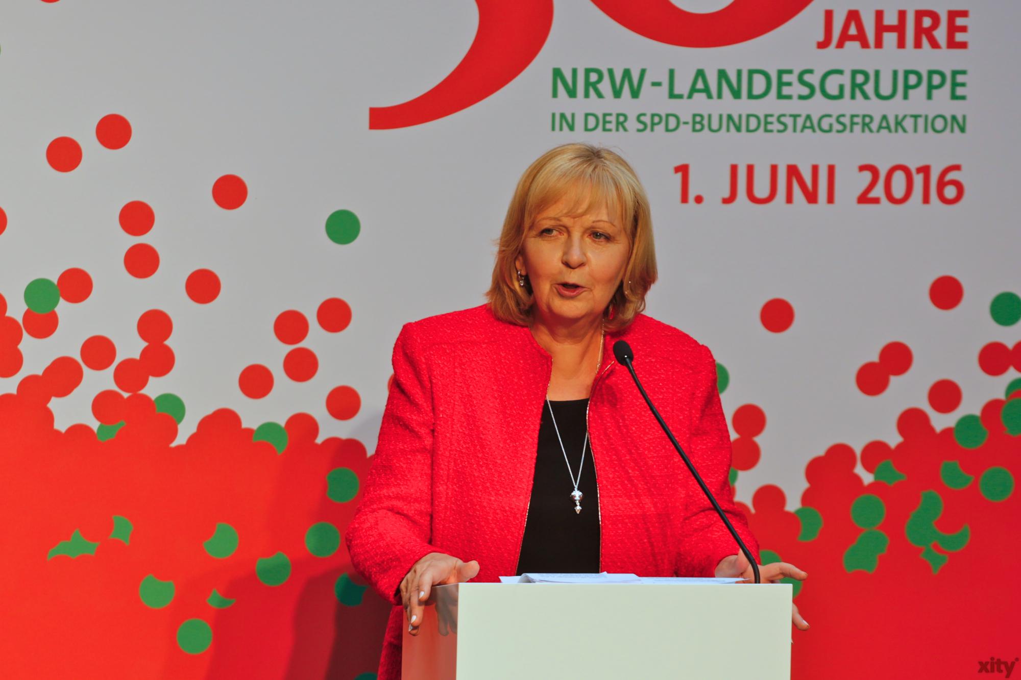 Hannelore Kraft, Ministerpräsidentin NRW (Foto: xity)