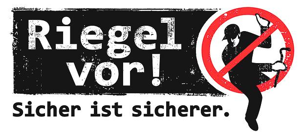 Einbruch auf dem Heyenfeldweg in Verberg (Foto: OTS)