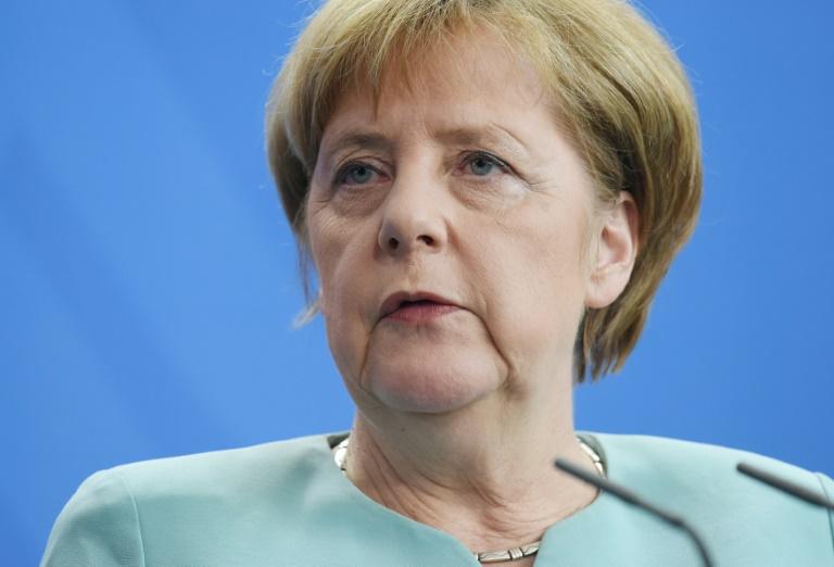 """Merkel: Verbalattacken gegen türkischstämmige Abgeordnete """"nicht nachvollziehbar"""" (© 2016 AFP)"""