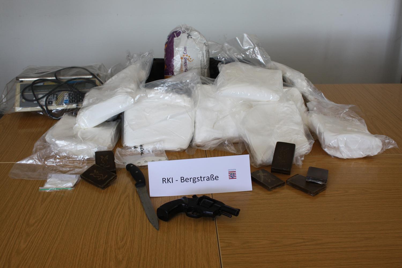Amphitaminhändler aufgedeckt (Foto: OTS)