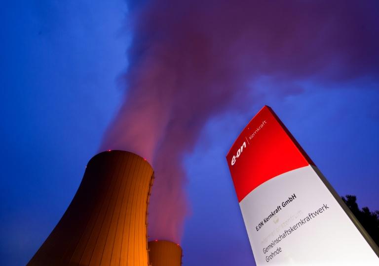Eon-Aktionäre stimmen über Abspaltung von Kohle-Tochter Uniper ab (© 2016 AFP)