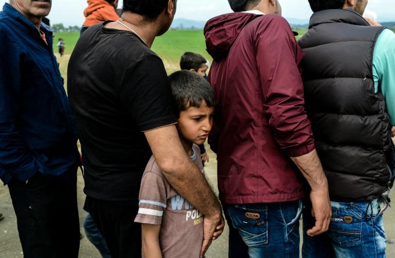 Bericht: Bundesamt rechnet mit hunderttausenden Neuankömmlingen aus Syrien (© 2016 AFP)