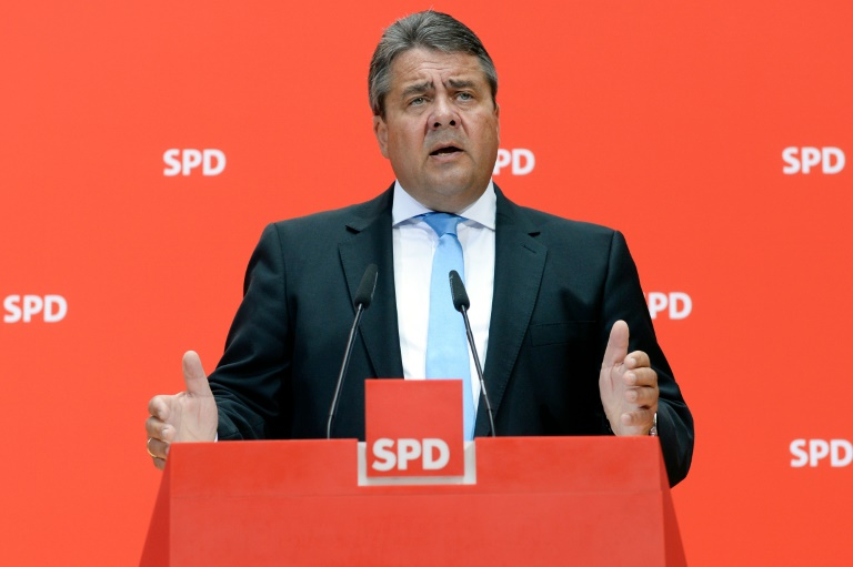 SPD-Spitze zeigt sich offen für Vermögensteuer (© 2016 AFP)