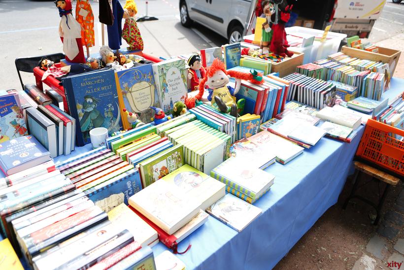 Erneut präsentieren sich dabei zahlreiche Buchhandlungen, Verlage und Kulturinstitute mit Ständen und Aktionen (Foto: xity)