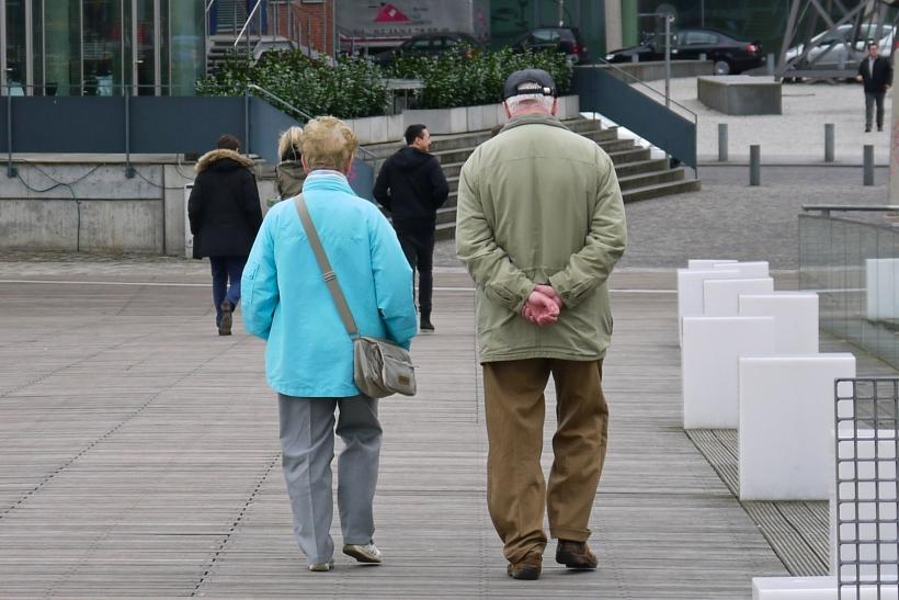 Die meisten liierten Ruheständler genießen die viele gemeinsame Zeit mit dem Partner (Foto: xity)