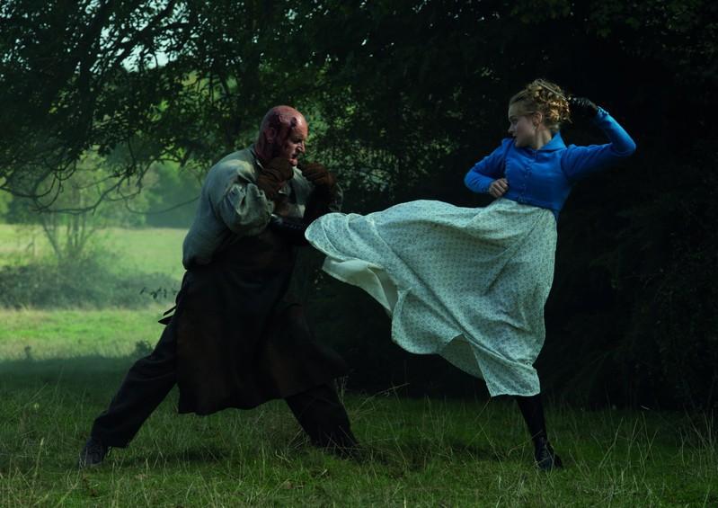 Stolz und Vorurteil & Zombies (Foto: Universum Film)