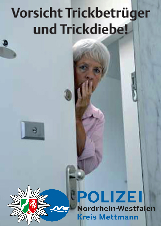 """Trickdiebstahl durch """"Zetteltrick"""" (Foto: OTS)"""
