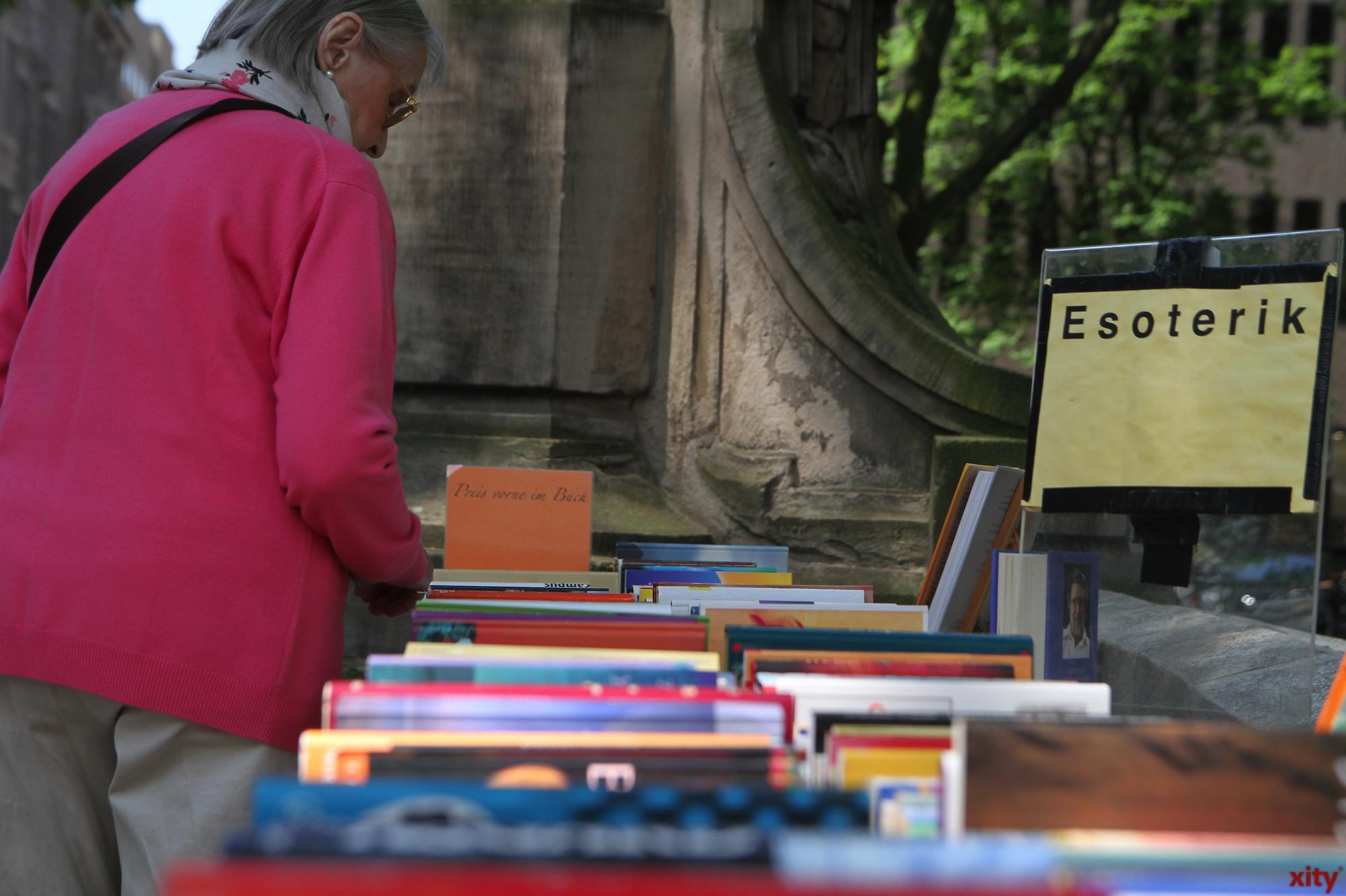 30. Bücherbummel auf der Kö gestartet (Foto: xity)