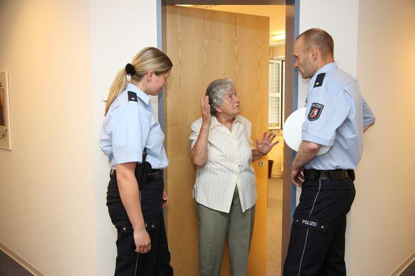 Raubüberfall auf Seniorenpaar (Foto: OTS)